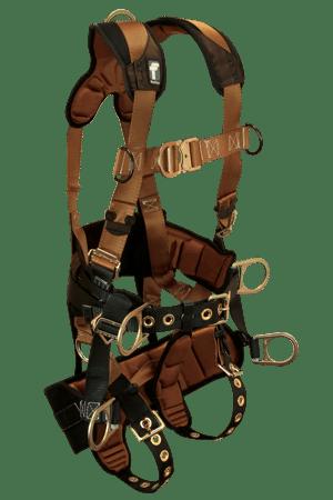FALLTECH 7084 ComforTech Tower Climber Full Body Harness