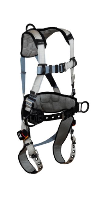 FallTech 7088BR FlowTech LTE Construction Belted Full Body Harness