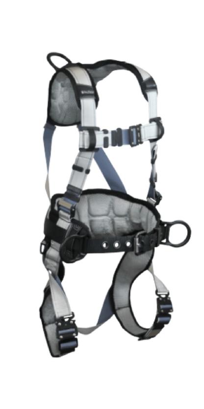 Falltech 7089B FlowTech LTE Construction Belted Full Body Harness