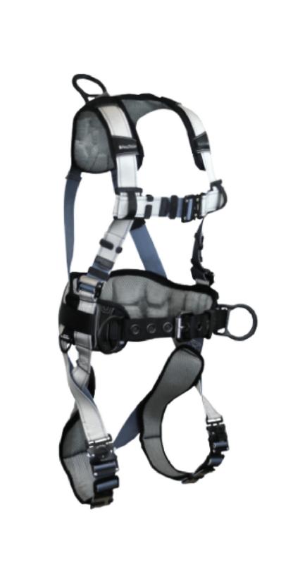 FallTech 7089BQ FlowTech LTE Construction Belted Full Body Harness