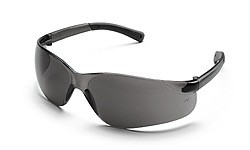MCR BK112 Bearkat Gray Lens & Black Frame with Black Temple