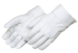 Liberty Gloves 7810 Premium Grain Goatskin Clute Pattern TIG Welder Gloves, Dozen