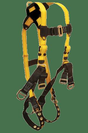 FallTech 8006 Roughneck 3-D Full Body Harness Derrick Non-belted