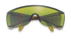 MCR 98120 Yukon Welding Safety Glasses - Green 2.0 Coated Lens