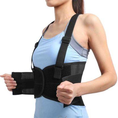 NYO 6027 Industrial Lumbar Back Support Belt