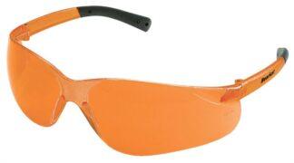 MCR BK116 Bearkat Orange Lens & Frame with Black Temple