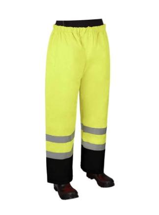 C16920GB Class E Rain Pants with Black Bottom