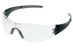 CK219 Safety Glasses -  Indoor/Outdoor Clear Mirror Lens