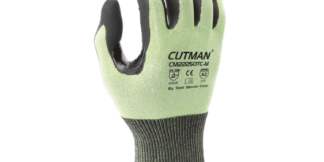 Task Cutman CM22250TC Touchscreen Safety Glove, Dozen