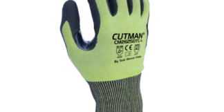 Task CM26250TC Cut Level A2 Touchscreen Compatible Glove, Dozen