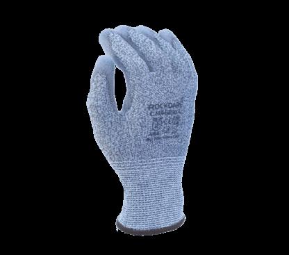 Task CM46230 13 Gauge HDPE, Gray PU Coated Cut Level A4 Glove, Dozen
