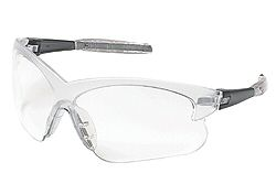 DC210 Deuce® small size, smoke temple, Clear lens