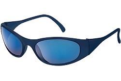 F2128 Frostbite2® frost blue frame, blue mirror lens