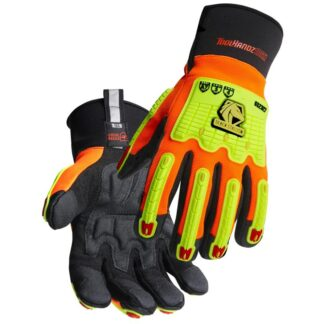 Black Stallion GX2327-OB Toolhandz MAX Anti-Vibration Mechanics Glove