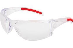HK110AF Hellkat Clear Anti-Fog Lens Safety Glasses