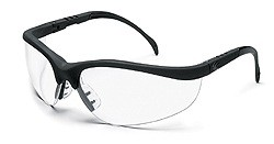 MCR KD110 Klondike Clear Lens Safety Glasses