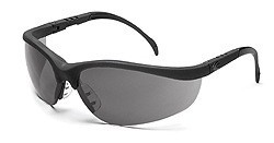 MCR KD112 Klondike Gray Lens Safety Glasses