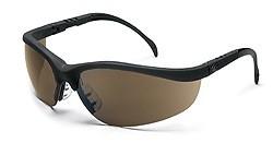 Klondike Safety Glasses - BROWN LENS