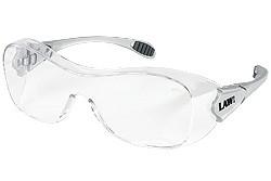 OG110AF Law OTG ( Over The Glasses) Clear Lens Anti-Fog Glasses