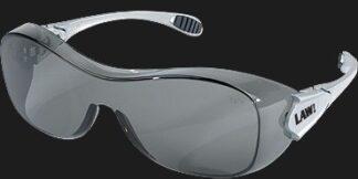 OG112AF Law OTG ( Over The Glasses) Gray Lens Anti-Fog Glasses
