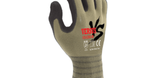 VS4260 15 Gauge Nylon Knit Shell, RevoTek Coated Palm Glove