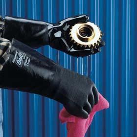 Best 6797R-10 Neoprene  Elbow Length Gloves, Dozen