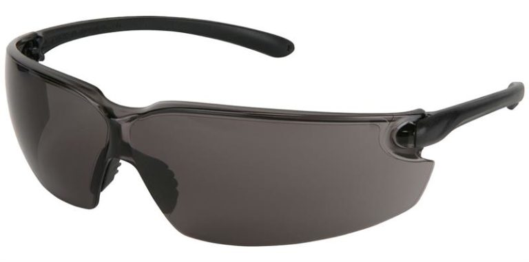 BL112 BlackKat Gray Lean Safety Glasses