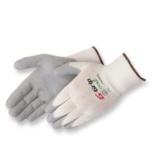 Liberty Gloves F4630G G-Grip Gray Nitrile Foam Coated Palm Glove, Dozen