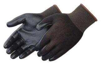 Liberty Gloves F4631BK G-Grip Black Nitrile Foam Coated Palm Glove, Dozen