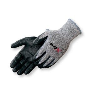 Liberty Gloves F4930BK X-Grip 13-Gauge HPPE Black Foam Nitrile Palm Coated, Dozen