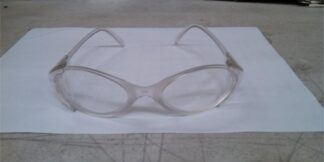 FB140 Frosbite Clear Frame & Clear Lens