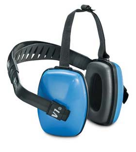 Viking Noise-Blocking Earmuffs - V1 Viking, multi-position headband
