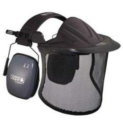 Garden Kit - Mesh face shield w/ visor