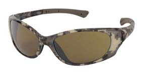 MCR DL410 Dallas Wounded Warrior Project Safety Glasses