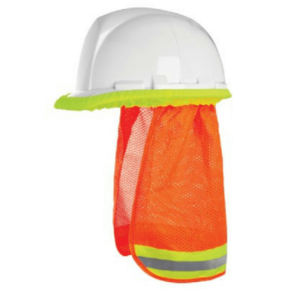 3A Safety NS3000 Orange Mesh Neck Shade