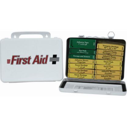 ProStat 0248 Cal OSHA 25 Person Metal Truck Kit