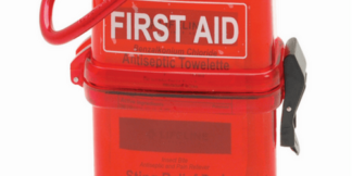 LifeLine Weather Resistant First Aid Kit 28 Piece