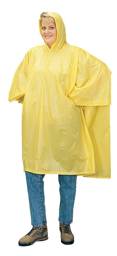 1026 Yellow Poncho (52