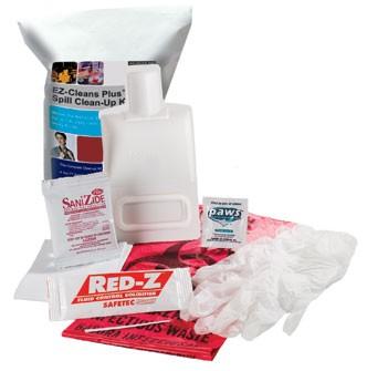 Saftec 17121 EZ Cleans Plus Kit