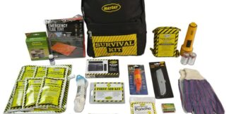 MayDay 13033 Deluxe Emergency Backpack Kits (1 Person Kit)