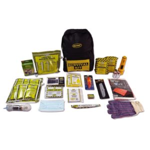 MayDay 13035 Deluxe Emergency Backpack Kits (2 Person Kit)