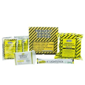 Mayday 13043 One Day Emergency Kit in a Box (6 Piece)