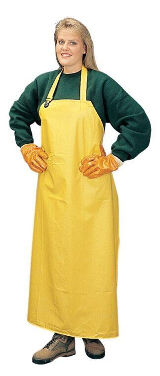 1328 Yellow .35mm PVC Polyester Apron