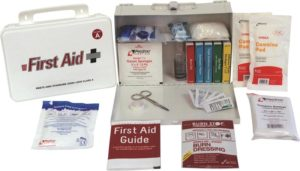 Prostat 1888 25 Person Class A Metal First Aid Kit