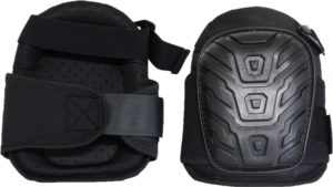 1923 Premium Over sized Knee Pads with Turtle back Shell