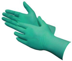2011W Powdered Free Chloroprene 6 Mil Glove, 100/Box , 10/Box Per Case