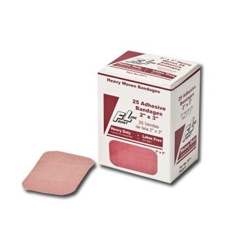 ProStat 2071 Heavy Woven Patch Bandages, 2