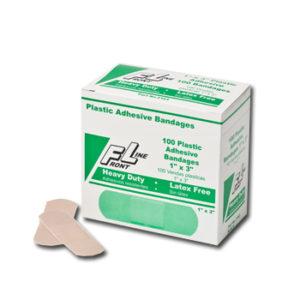 ProStat 2163 Plastic Adhesive Bandages, 1