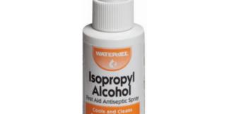 Alcohol 2oz. Pump Spray #2554