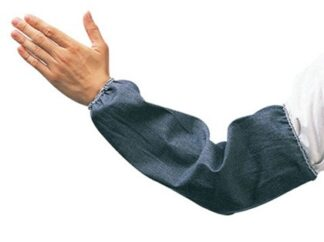 2818DM Blue Denim 18 Inch Sleeves
